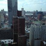 Вид с 27-го этажа