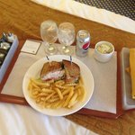 Room Service-Tuna Sandwhich