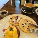 Breakfast at the Holborn! Yumm!