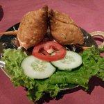 Very tasty Samosas
