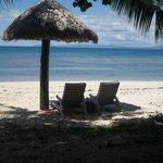Beach chairs - no mats :-(