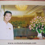 Web site photo' for the Rex Hotel.