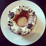 Cookies and Cream Cronut