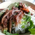 Roast Pork Salad