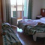chambre n°41 (jour du départ)