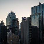 Вид в сторону Times Square