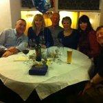 Brilliant company -  a great night!