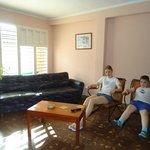 Гостиная апрель 2011год