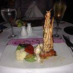 grilled lobster @ El Jardin