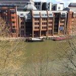 River view through window 506
