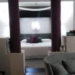 la suite honeymoon