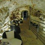 The cave bar april 2014