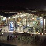 Gare du nord @ night
