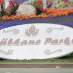 de naam van het park