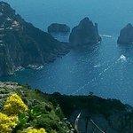 scene from top of Anacapri