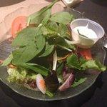 Small Garden salad $4