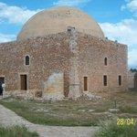 Budynek  w fortecy