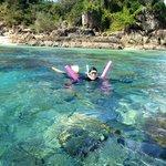 All snorkel gear provided