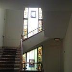 le scale di collegamento