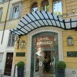 Hôtel Imperiale ROME Entrée