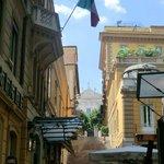 Proche Hôtél Imperiale ROME
