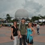 Future world and the great Golf Ball