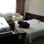 Vienna Hotel Shenzhen Luohu Kou'an Foto