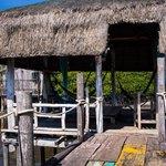 Cabana at the river