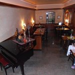 Nebenzimmer im Restaurant