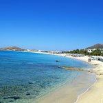 Agios Prokopios Beach, 30m from Sunset studios