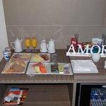 Pacote Noite de Núpcias - Café da manhã servido no quarto