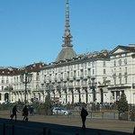 Piazza Vittorio Veneto: Torino: Italia: scorcio con la Mole