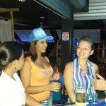 Blue Cafe Bar and Restaurant, Quepos, Costa Rica
