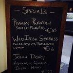 wild irish sea bass