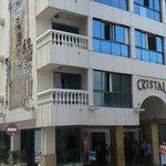 Fachada del Hotel Magic Cristal Park
