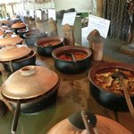 Fantastic Sri Lanka rice and curries