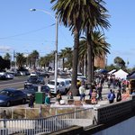 Marked i St.Kilda