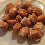 Boules de pâte au sucre