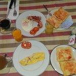 Завтрак, максимально доступный выбор