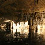 søen i hulen