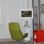 Reception Area/Play Area