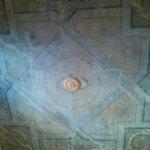 soffitto con affresci