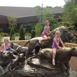 #TripleA at the Henry Doorly Zoo