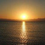 every evening an amazing sunset