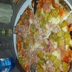 ottima pizza.