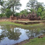 Banteay Srei - Citadel of Women