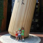 #TripleA at the Louisville Slugger Museum & Factory