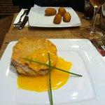 Lasaña de Pato, plato curioso y deliciosa