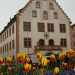 das alte Rathaus (Originalfoto hochkant)