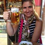 Cerveja e tapas